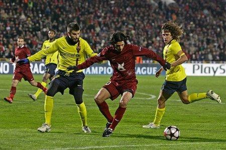 Барселона - Рубин. Перед матчем.