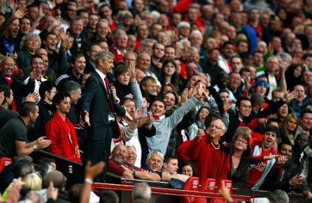 Анонс матча Манчестер Юнайтед – Арсенал