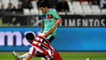 Барселона 3 - 1 Альмерия. Послематчевый обзор.