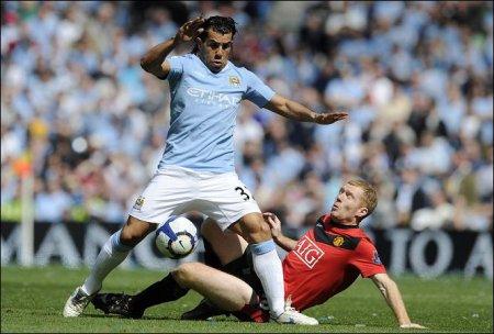 Манчестер Сити 1 - 0 Манчестер Юнайтед. Послематчевый обзор.