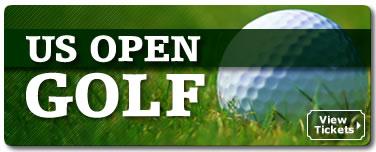 Гольф. «US Open» онлайн