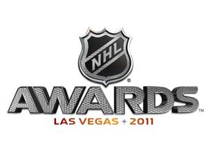 Вручение призов НХЛ 2011 онлайн