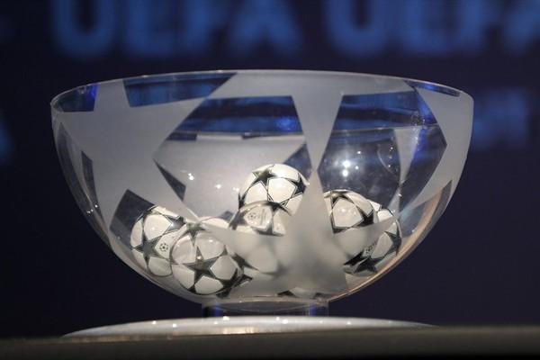 Итоги жеребьёвки группового этапа Лиги Чемпионов УЕФА