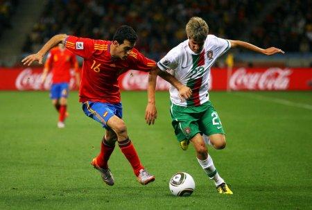 Евро-2012. Полуфинал. Португалия - Испания