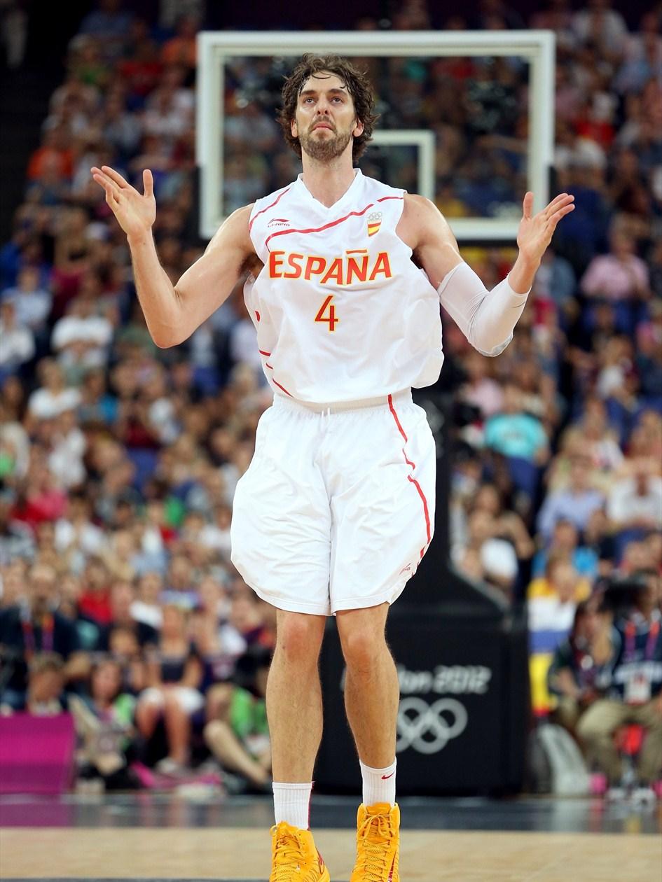 Олимпийские Игры. Баскетбол. Полуфинал. Россия - Испания.