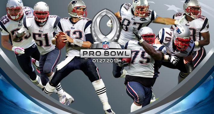 Pro Bowl 2013. NFC - AFC онлайн
