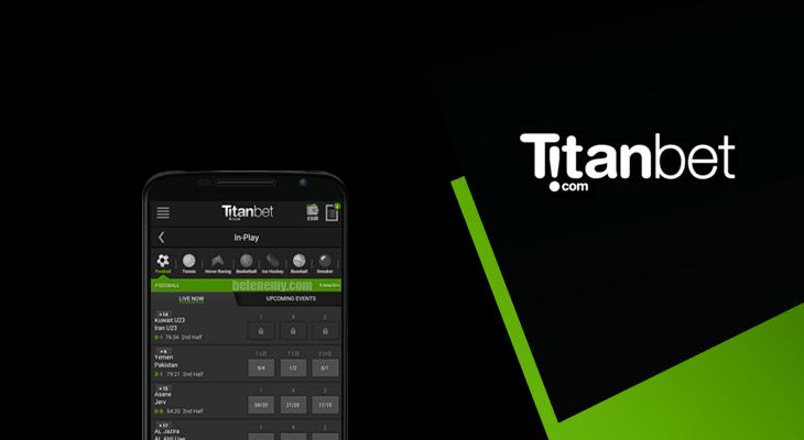 Титанбет мобильная